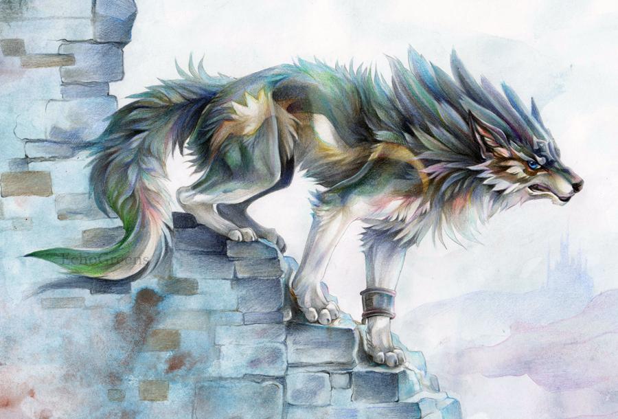 Twilight realm by EchoGreens