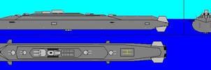 battleship Jormandgandr