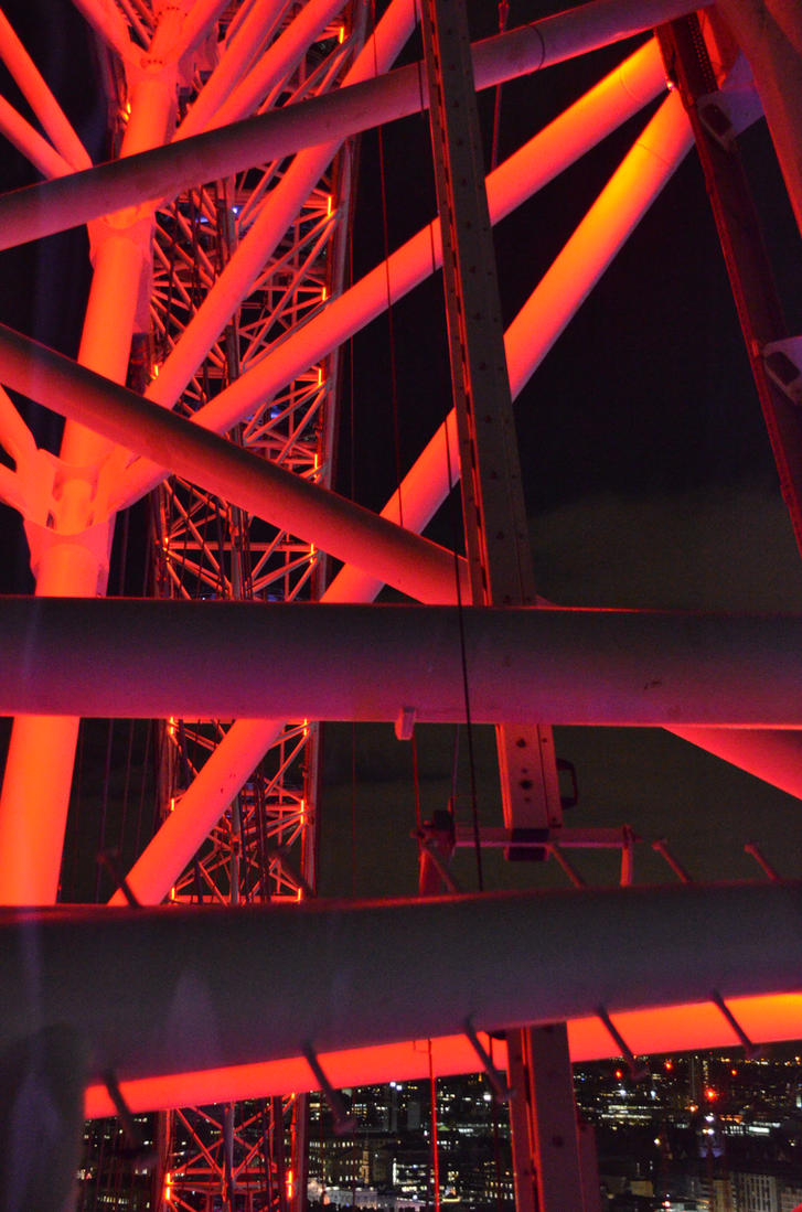 London Eye by abftg