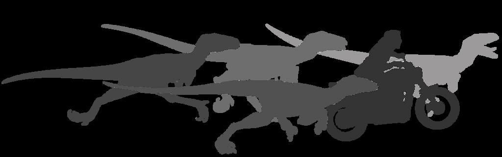 Raptor Squad Run by betsyillustration