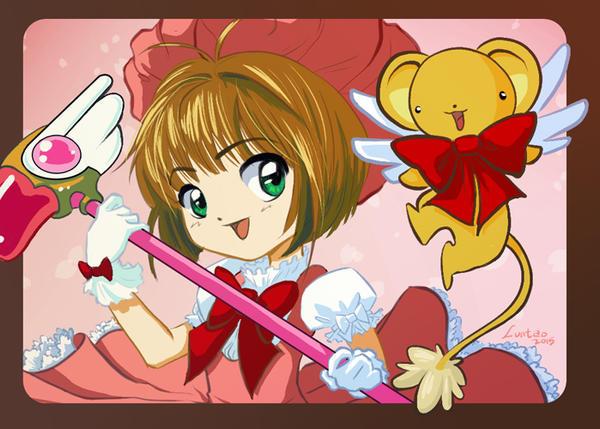 Cardcaptor Sakura by betsyillustration