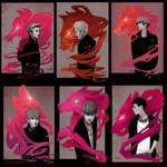 Naega Wolf EXO-M by betsyillustration