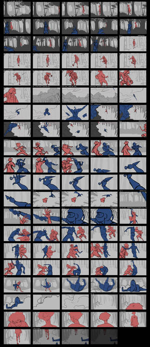 Action Storyboard 1
