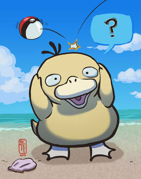 You Caught a Psyduck