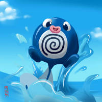 Poliwag Splash