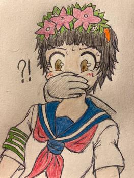 Kidnapped Uiharu ???