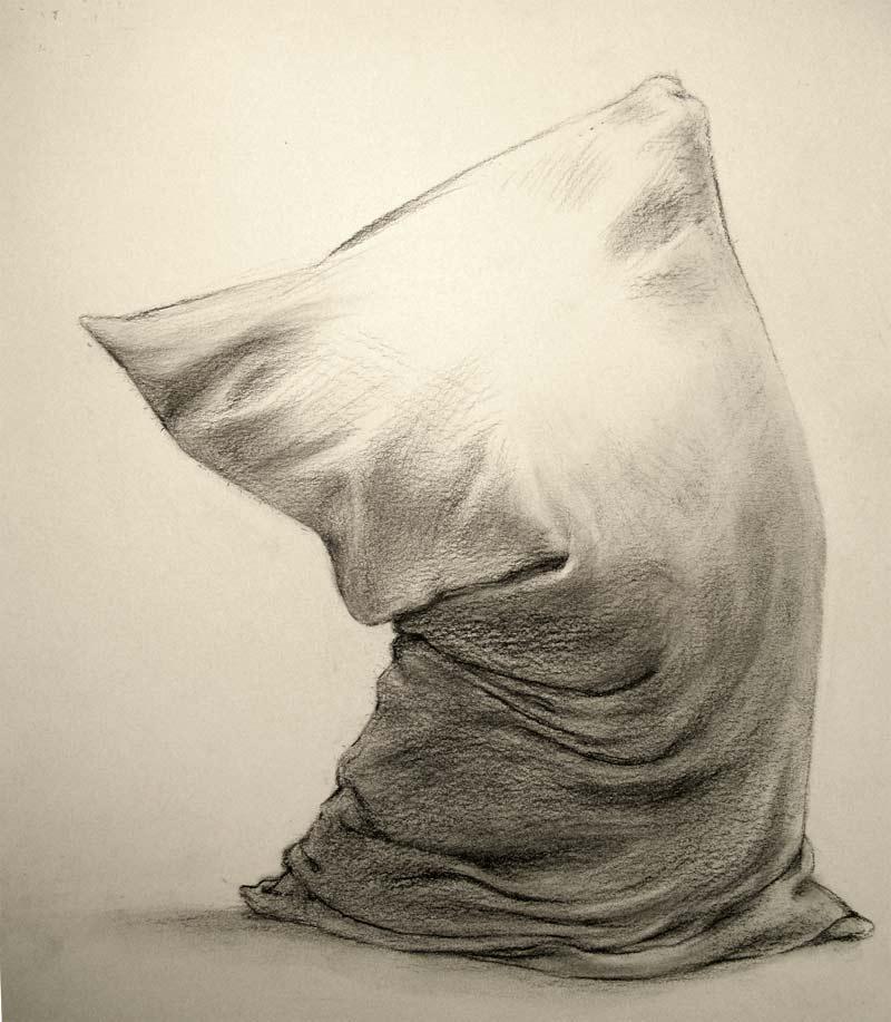 Pillow study by Fenster on deviantART
