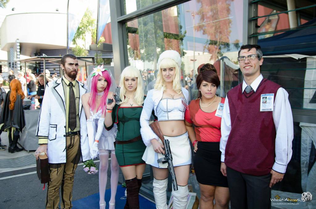 Archer Cosplay by SailorPhoenixx ...  sc 1 st  DeviantArt & Archer Cosplay by SailorPhoenixx on DeviantArt