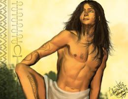 Arah by Tallison by egypt-club