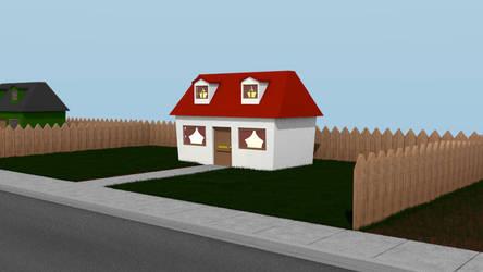 Eddsworld - House 3d by Latyprod