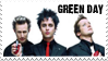 Green Day Stamp by LightOnTheSilhouette