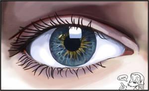 Da Big Eye by Ragadabah