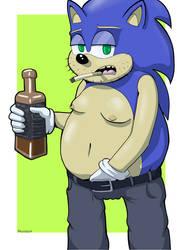 Sonic the chavchog