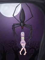 Spider Nightmares by Ragadabah
