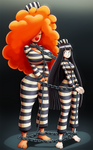Sera Bellum and the Un-named prisoner