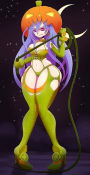 Iris Heartowe'en by Ragadabah