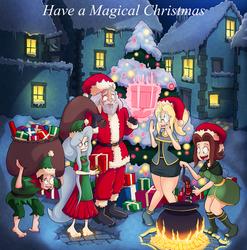 A Magcial Christmas by Ragadabah