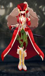 Lady Maria of the Christmas Clocktower by Ragadabah
