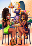 Lady Abemola's Tea Party