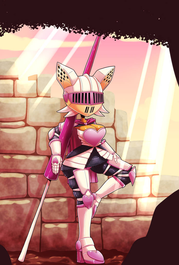 Rouge the Knight