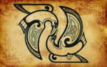 Celtic Ravens