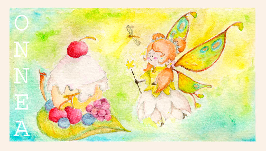 Fairy birthday card by coccis on deviantart bookmarktalkfo Image collections
