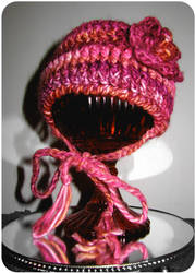 Ruska baby hat by Coccis