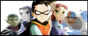 Teen Titans Unite