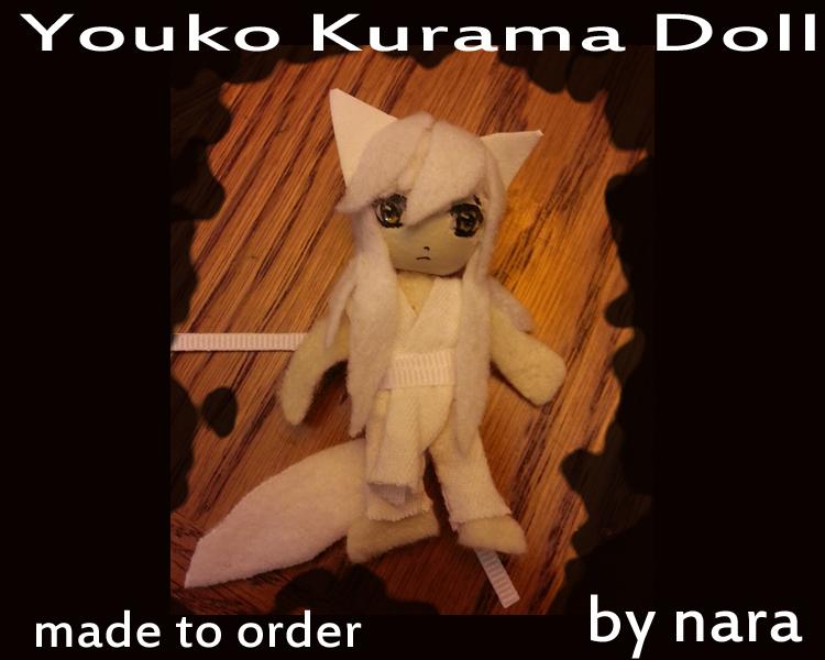 Youko Kurama 2014 by prettyism