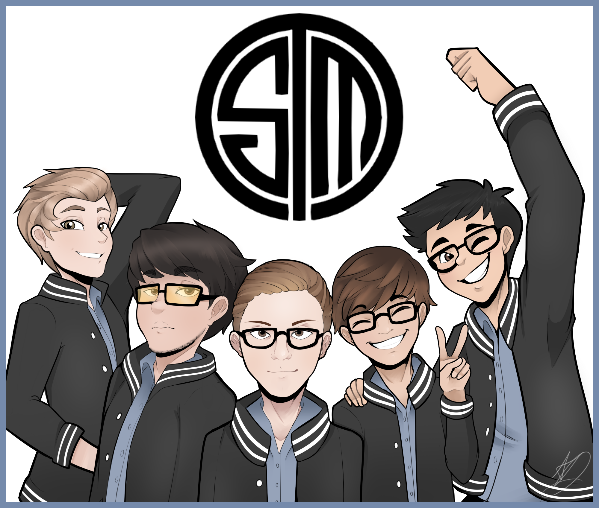team solomid guides