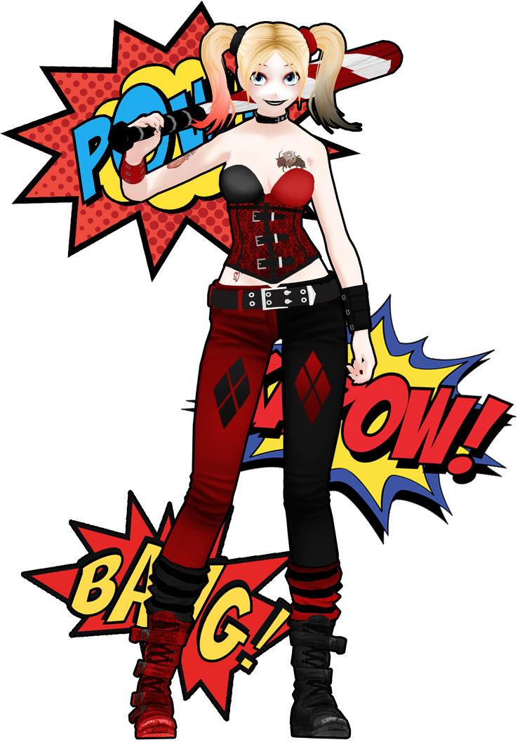 [MMD] Hey Mistah J! by ginconomp