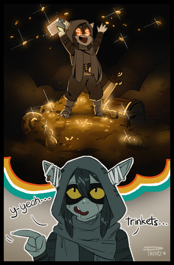 Nott The Brave by Phinci