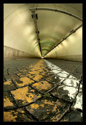 Tunnel by BrightRedFox