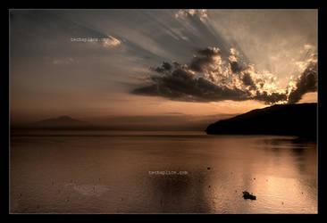 Golden Sunrise by BrightRedFox