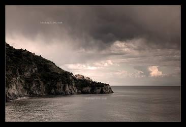 Far Away by BrightRedFox