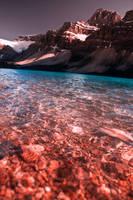 Crystal Lake by BrightRedFox
