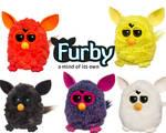 Furby 2012 wallpaper