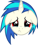 Vinyl Scratch - The club ran out of cider