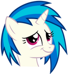 Vinyl Scratch - Proud moment (updated)