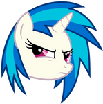 Vinyl Scratch - Suspicious (updated)