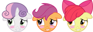 CMC blushing