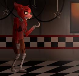 Foxy ~ by xBlackFluff
