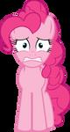 Pinkie Pie Scared