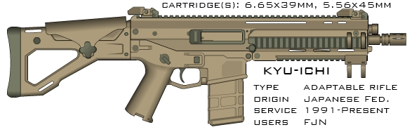 Type-91 'Kyu-Ichi' APR by Kanteinium