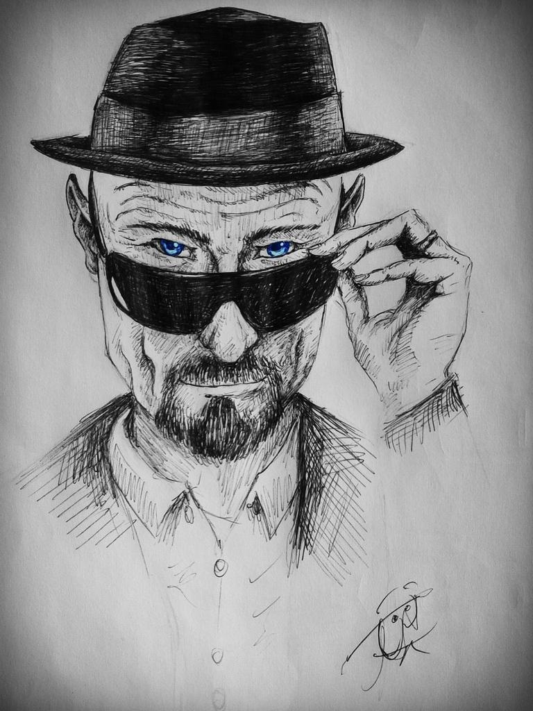 Heisenberg by Asrath