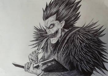 Ryuk by AstralDallarth