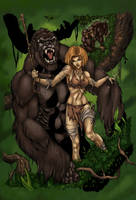 Jungle Book by Ronron84