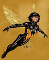 The Wasp by Ronron84