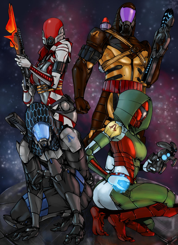 Team Echo by Ronron84