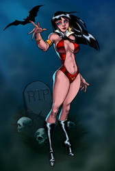 Vampirella - Randy Green
